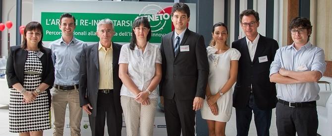 Premio: L'Arte di REinventarsi in Veneto