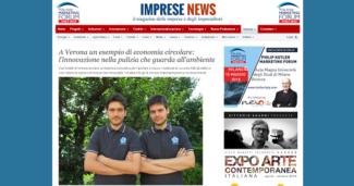 A Verona un esempio di economia circolare: l'innovazione nella pulizia che guarda all'ambiente