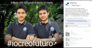 #IoCreoFuturo, l'idea virale dei giovani anti-crisi