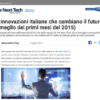 Le innovazioni italiane che cambiano il futuro