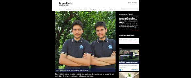 TrendLab – InnovArea