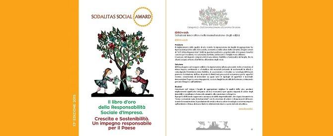 Il libro d'oro della Responsabilità Sociale d'Impresa