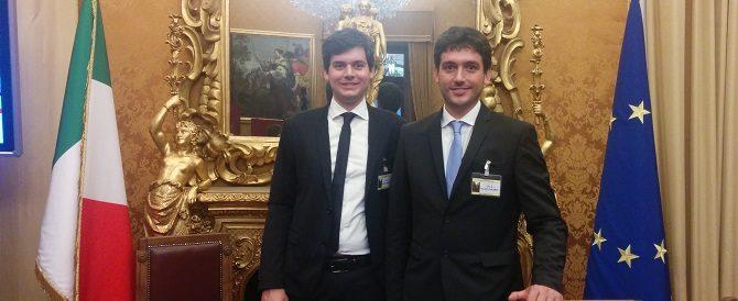 La startup iDROwash alla Camera dei Deputati
