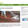 Pulizia pavimenti condominiali