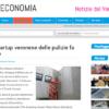 Idrowash, la startup veronese delle pulizie fa tappa a Milano
