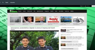 Innovazione, sostenibilità e digitale: la storia d'impresa dei fratelli Florio