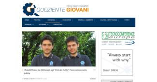 """I fratelli Florio: da iDROwash agli """"Eroi del Pulito"""", l'innovazione nella pulizia"""