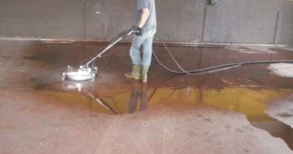 Pulizia pavimento industriale, che fare?