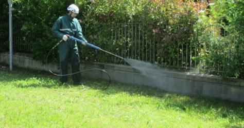 Muretto di recinzione in cemento 17
