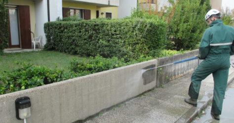Muro cemento grezzo 20