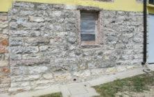 Muro in pietra 1