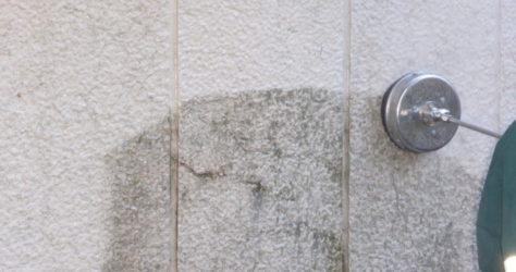 Muro rivestito in pietra 1