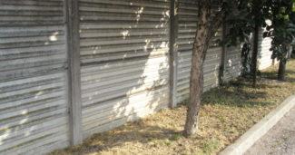 Pulizia muretti e recinzioni, che fare?