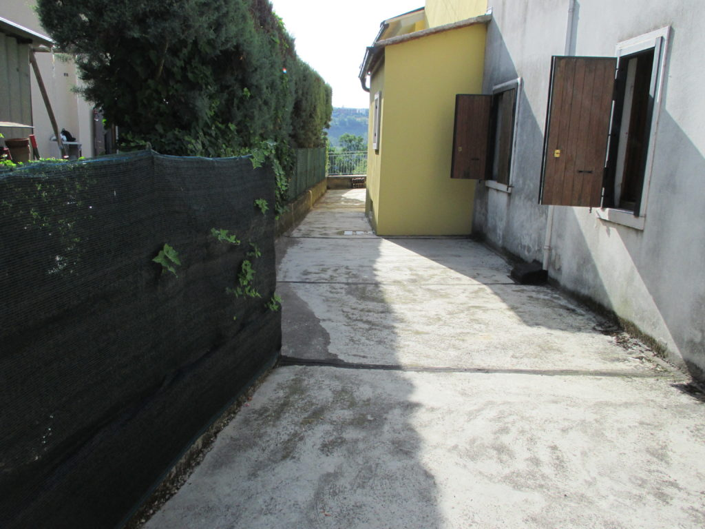 Pulizia terrazza di casa, che fare?