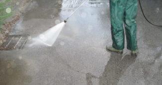 Pulizia asfalto / bitume, che fare?