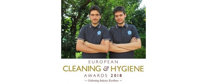 Annunciati i finalisti agli European Cleaning & Hygiene Awards 2018