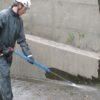 Come pulire muro cemento
