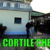 Pulizia cortile Villa